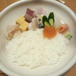 金太楼 - 料理写真:生ちらし 金太ろう 2000円