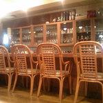 オステリア・ブラ - おひとり様も大歓迎のカウンター席