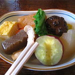 Chikyuuya - 野菜の煮物(単品)