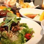 シュウ&クリーム - チキンバルサミコ丼