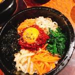 韓花 - 石焼きビビンパ