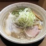 わ河馬 - 料理写真:濃厚鶏白湯らーめん
