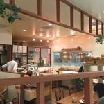 NOBU Cafe - 内観