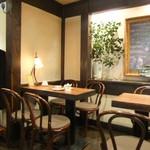 109714671 - テーブルのお席。