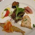 イタリアン&ワイン バルベーラ - ランチコースの前菜