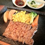 """10972945 - """"肉の日""""ステーキセット"""