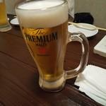 109721123 - 生ビール240円