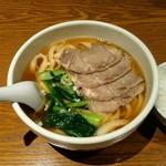 京華樓 - チャーシュー刀削麺