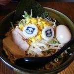 RAMEN W ~庄の×ど・みそ~ - 味噌+味玉