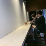 喫茶モーニング - 店内一階