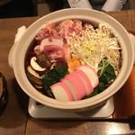 炉端ふってん 総本店 - 鶏鍋