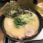 こってり番長 - 料理写真:番長  780円(小ライスかミニ丼付き)