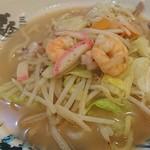 三河 麺don家 - 料理写真:チャンポン 880円(税込)