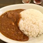 MOMO curry - 欧風カレー 角煮 ¥980
