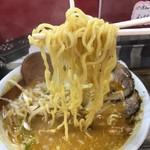 らー麺味噌やす -