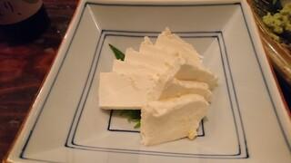 神田新八 - クリームチーズ、合う!