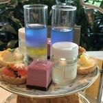 109743532 - L'OCCITANE Relaxing Afternoon Tea 最上段