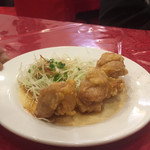 109744065 - 若鶏の唐揚げ(リーズナブル宴会コース)