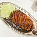 ゴーゴーカレー - 料理写真:ロースカレーエコノミー