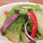 109747006 - ◆Eランチギリシャ風ハンバーグ 〜スズカキア〜 1,000円のサラダ