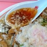大むら支店 - 大むら支店@燕 大盛中華・大脂 スープ