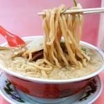 大むら支店 - 大むら支店@燕 大盛中華・大脂 麺リフト
