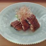 日本料理 晴山 - うざく