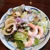 パスタフレスカ 英 - 料理写真:シーフードサラダ