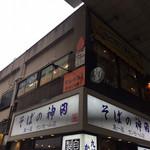 カレーショップ 酒井屋 - 2019年6月。神田の2階です。