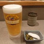 109752654 - 2019年5月 生ビール 550円