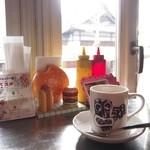 58DINER - ホットコーヒー