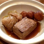 10976871 - ロールキャベツ・ボール・焼き豆腐
