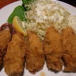 えんざ - 牡蠣フライ