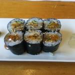 玄海鮨 - 穴子巻き