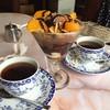 リバーストーン - 料理写真:ブレンド チョコレートパフェ