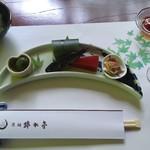 高雄 錦水亭 - 前菜