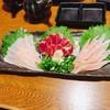ぐんけい 隠蔵 - 料理写真:鶏の刺身