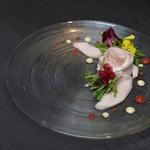 鶏ムネ肉の自家製ハム