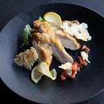 鶏モモ肉のイタリアンフリット