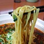 四季紅 - 中太ストレート麺