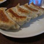 華香楼 - 昼は350円の餃子