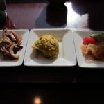 五穀五菜酒家 陸風 - 前菜