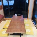 季節料理 魚吉  - 座敷