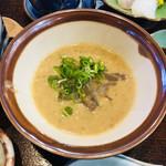 季節料理 魚吉  - さつま汁
