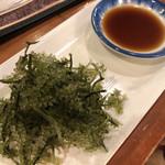 串カツ錦 - 海ぶどう