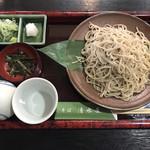 清水屋本店 - 料理写真:せいろ 750円