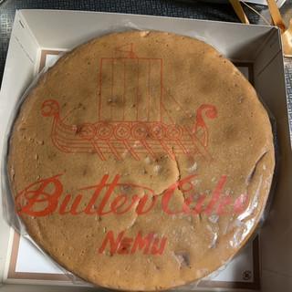 バターケーキ 合歓 - 料理写真: