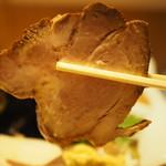 麺屋 薫風 - 煮豚