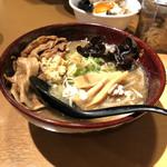 札幌 みその - 炙り豚盛り味噌