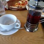 カフェ リモージュ - セイロンティー